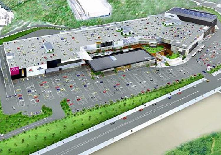 愛媛県今治市の医院開業物件「大型商業施設今治新都市」