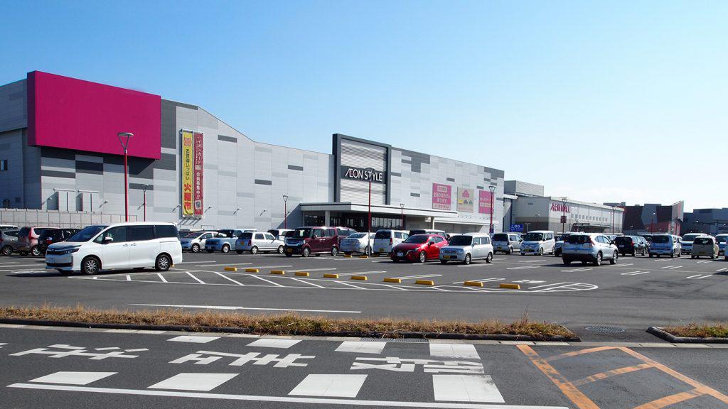 【千葉県木更津市】大型ショッピングモール木更津
