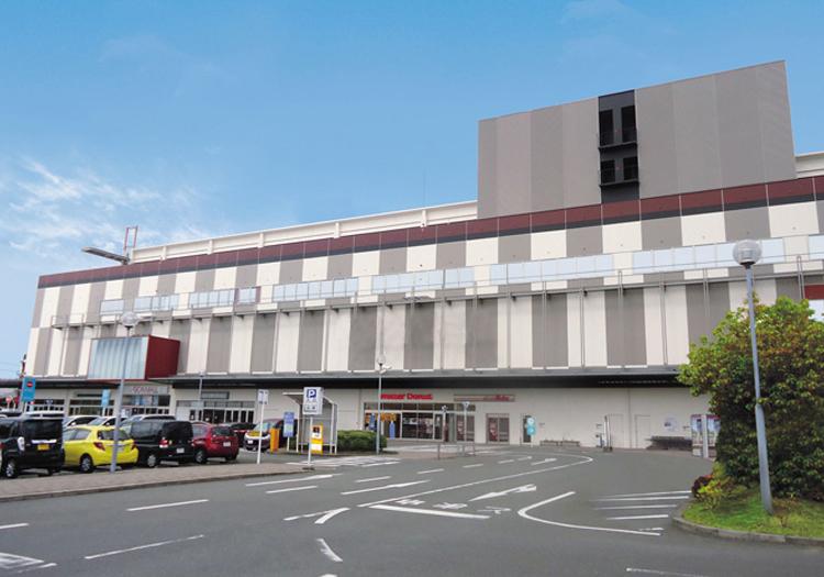 【京都市】大型ショッピングモール京都五条